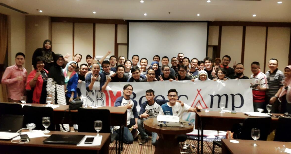 SB1M Bootcamp Ancol 10 – 11 November 2014
