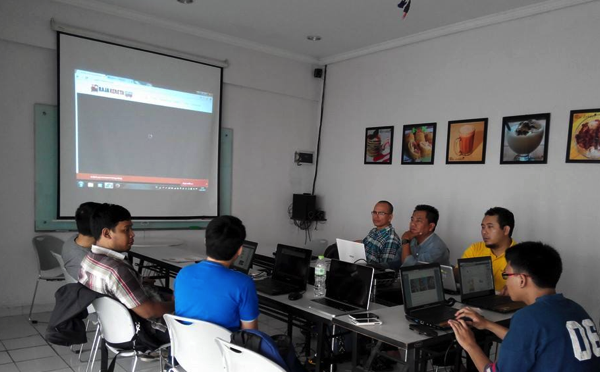 Kursus Online marketing SB1M Bekasi