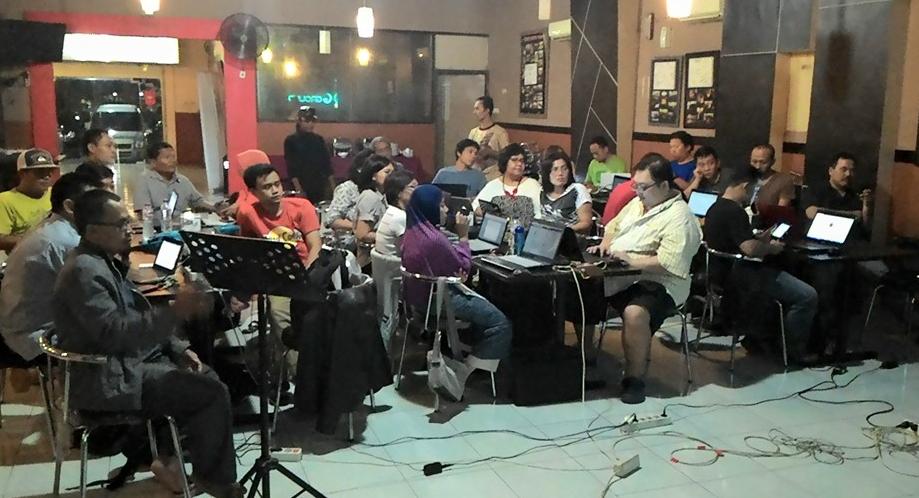 SB1M Surabaya merambah ke cafe cafe