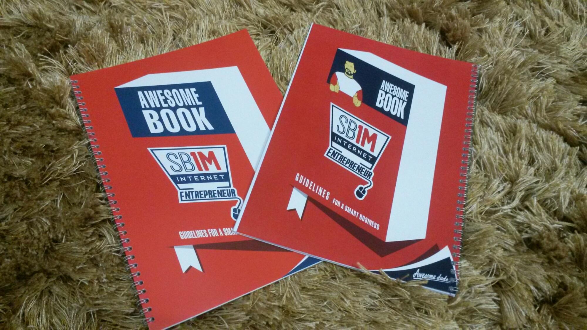Buku panduan internet awesome book sb1m